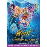 Winx Club - Movie - Syvyyksien salaisuus (DVD)