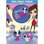 Littlest Pet Shop 4 - Lights, Camera, Fashion (DVD)