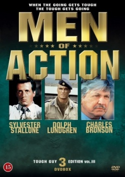 MEN OF ACTION 3 - ACTION HEROES 3 (DVD)