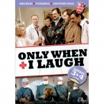 Only when I laugh, kaudet 3-4 (2DVD)
