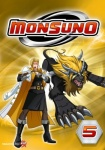 Monsuno 5 (DVD)