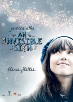 AN INVISIBLE SIGN - JESSICA ALBA (DVD)