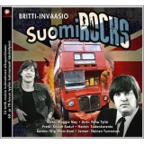 SuomiROCKS - Britti-invaasio (CD)