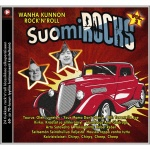 SuomiROCKS - Wanha kunnon Rock'n'Roll Vol. 3 (CD)