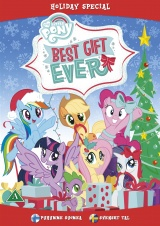 My Little Pony - The Best Gift Ever DVD