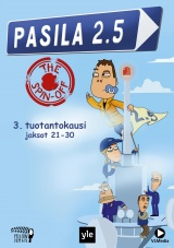 Pasila 2.5 - The Spin-Off 3. kausi (DVD)