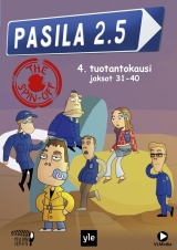 Pasila 2.5 - The Spin-Off 4. kausi (DVD)