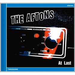 The Aftons - At Last (CD)