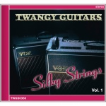 Twangy Guitars - Silky String vol. 1 (CD)