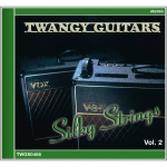 Twangy Guitars - Silky String vol. 2 (CD)