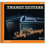 Twangy Guitars - Silky String vol. 3 (CD)