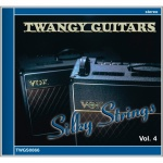 Twangy Guitars - Silky String vol. 4 (CD)
