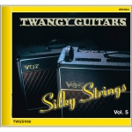 Twangy Guitars - Silky String vol. 5 (CD)