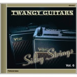 Twangy Guitars - Silky String vol. 6 (CD)