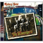 The Scavengers - Mystery Twist (CD)