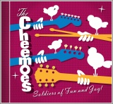The Cheemoes - Soldiers of fun and joy! (cd)