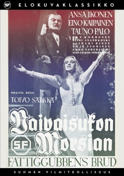 SF: Vaivaisukon morsian DVD