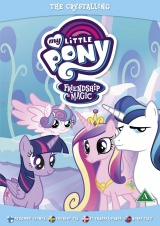 My Little Pony - The Crystalling s. 6 vol 1 DVD