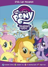 My Little Pony - Viva Las Pegasus s. 6 vol 4 DVD