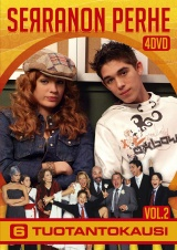 Serranon perhe s. 6 vol. 2 4-DVD