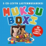 Muksuboxi 5-CD-box