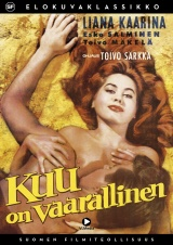 Kuu on vaarallinen (DVD)