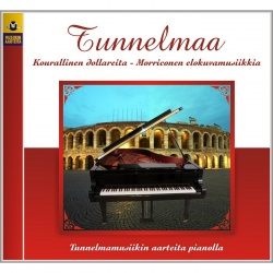 Tunnelmaa - Piano  3 - Kourallinen dollareita (CD)
