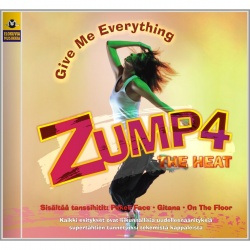 Zump4 The Heat - Give Me Everything (CD)