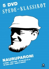 Spede box - Nauruparoni 5-DVD-box