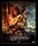 Conan: The Barbarian 3D BD