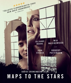 Maps to the Stars BD