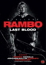 Rambo: Last Blood DVD