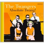 The Twangers - Absolute Twang! (CD)