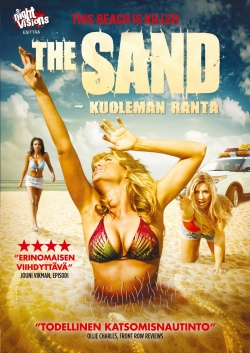 The Sand - Kuoleman ranta (DVD)