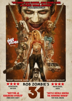 Rob Zombies 31 DVD
