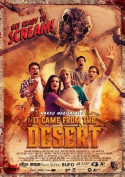 It Came from the Desert 2-DVD
