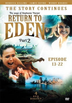 Return to Eden Continuing 2 4-DVD