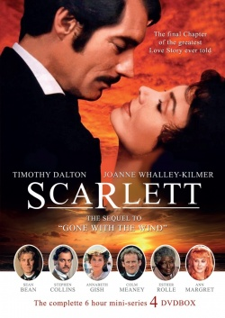 Scarlett 4-DVD-box